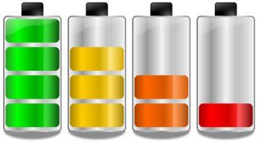 Приемник литий-ионных аккумуляторов